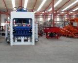 Мониторинг интервала QT10-15 полностью автоматическая машина для формовки бетонных блоков для скрытых полостей гидравлической системы