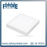 Iluminación de interior cuadrada de la luz del panel de 3W-24W LED (F-C2-24W)