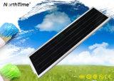 5-Years-Warranty Solar sistema todo-en-uno Calle luz LED con MPPT controlador