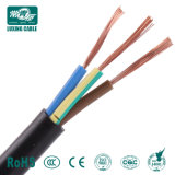 PVC外装の電源コード5X10mm2