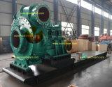 Bergbau Hrizontal bestätigte ausbaggernde Kies-Schlamm-Pumpe ISO9001