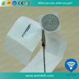 13.56 collant d'à haute fréquence de tag RFID personnalisé de mégahertz par Ti-2k