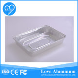 싼 알루미늄 호일 음식 상자