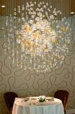 Illuminazione di progetto dell'hotel