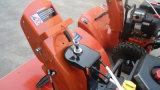 """250cc B&S de 24"""" del motor de accionamiento por cadena lanzanieves"""