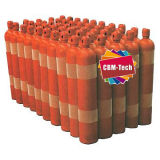 200 de Flessen van de Zuurstof van het Staal van kubieke voet (43Liter)