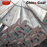 Железнодорожный тяжелый стальной рельс рельса U71mn стальной для Railway
