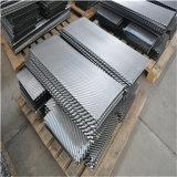 Les éléments de chauffe froids d'extrémité ont émaillé le panier ondulé de feuille pour la chaudière industrielle