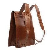 Progettare lo zaino per il cliente reale del computer portatile del sacchetto di cuoio 13inches di buona qualità