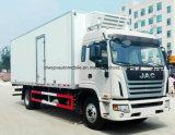 JACの高品質は10トントラック4X2の生鮮食品の輸送のトラックを冷やした