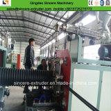 Двойные стенки гофрированной трубы ПВХ повышенной прочности обмотки машин принятия решений