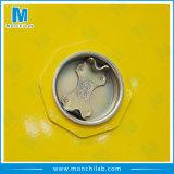 Шкаф хранения безопасности желтого цвета горючей жидкости 30 Gal
