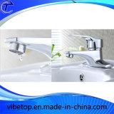 Robinet en métal de salle de bain de haute qualité par fournisseur chinois (vbt-213)