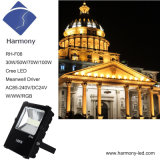 IP65 Outdoor CREE SMD 100W LED Inondation