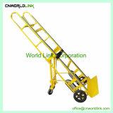 Carrinho de mão escalador de escada de metal pesado Carrinho de ferramenta