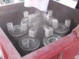Сборник пыли для песка обрабатывая процесс в бросая плавильне