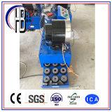 Nouvelle condition de la Phase unique flexible en caoutchouc de la production de la machine de sertissage pour les petites pinces à sertir