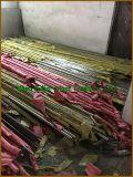 Opgepoetst 304 316 Roestvrij staal Bar met Koudgewalst