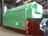 Verpackter Dampfkessel für industrielle Anwendungen
