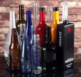 bottiglie su ordine del liquore 750ml con stampa dello schermo