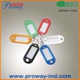 Tag chave plástico com indicador da etiqueta (KT-50)
