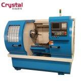 CNCの旋盤CNCの合金の車輪修理工作機械Awr2840