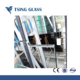 3-19mm tamaños de corte de vidrio templado para Escaleras, Barandillas, barandillas, puertas, la Casa Verde, el Tablero