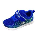 Nouveau Style Enfants Sport Sneaker confortables chaussures Flyknit 20307