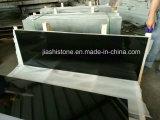 Prezzo competitivo della Cina per il nero della Cina/nero del Hebei/il piatto nero della superficie granito dello Shanxi per il servizio della Tailandia
