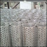 Métal perforé d'acier inoxydable d'usine