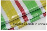 Sacchetto impermeabile del PE del coperchio di prezzi di fabbrica della tela incatramata del PE