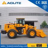 Caricatore idraulico 650 della rotella del trattore di marca di Aolite piccolo per la vendita