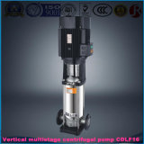 Vertikale mehrstufige zentrifugale Wasser-Hochdruckpumpe für HochleistungsCdl Cdlf