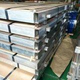 Strato dell'acciaio inossidabile di rivestimento di ASTM 201 no. 4 per costruzione