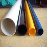Bestes Plastikrohr Belüftung-Rohr, Plastikgefäß, chemisches Rohr