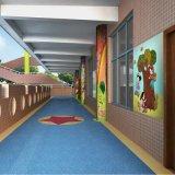 5,5 mm Revêtement de sol en vinyle pour l'hôpital