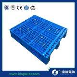 aço resistente pálete plástica reforçada do tormento 1200X1000 para a venda