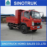Mini 4X2 110HP camion léger de cargaison de Cdw dans le prix du Pakistan