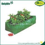 Saco de crescimento pop-up reutilizável de tecido PE de Neverlife PE para plantas