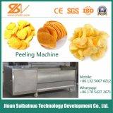 Venda a quente de aço inoxidável completa Chips de batata fresca planta de processamento