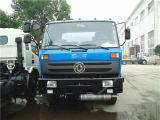 12-15m3 Dongfeng 153 연료 유조선 190HP 4X2 석유 탱크 트럭