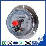 Manomètre de pression de contact électrique /manomètre avec une haute qualité