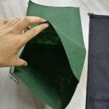 海岸の保護に使用する黒い緑PPポリプロピレンによって編まれるGeobag