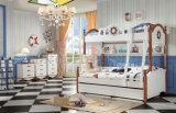 De nieuwe ModelPrijzen van het Bed van het Meubilair van de Slaapkamer van de Luxe Houten (sz-BT9903)
