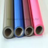 Tela revestida del poliester del PVC de la alta calidad