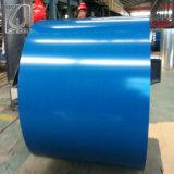 Cor PPGI Folha de aço galvanizado revestido Prepainted bobinas de aço galvanizado