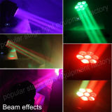 Zoomの7X15W Mini Bee Eye LED Beam Moving Head Light