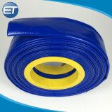 Flexible de Alta Presión de agua de descarga TPU Layflat OEM del tubo flexible de la manguera 6pulg.