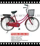 Heißes Stadt-Fahrrad des Verkaufs-2016, Fahrrad der Frauen, Soem