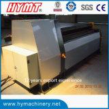 W12S-12X2500 tipo 4 prensa de doblez y de batir de la placa hidráulica universal del rodillo